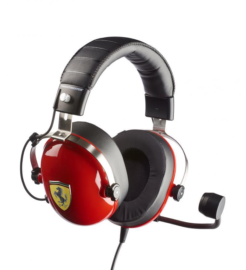 Thrustmaster T.Racing Scuderia Ferrari Edition 4