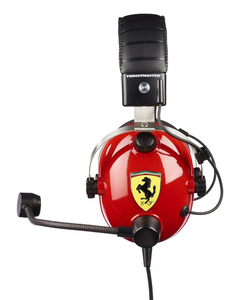 Thrustmaster T.Racing Scuderia Ferrari Edition 5