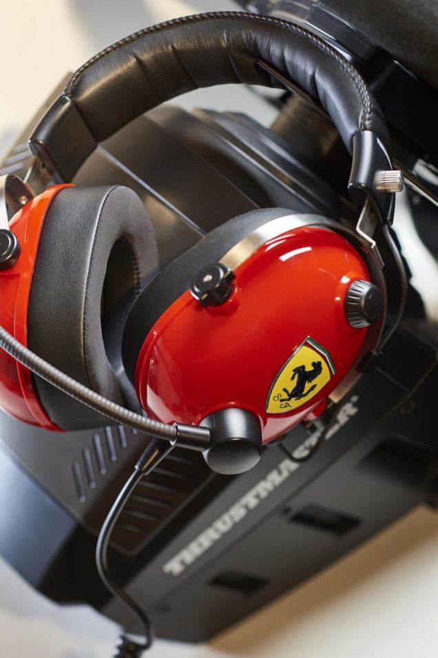 Thrustmaster T.Racing Scuderia Ferrari Edition 6