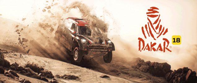 Dakar 18 banner