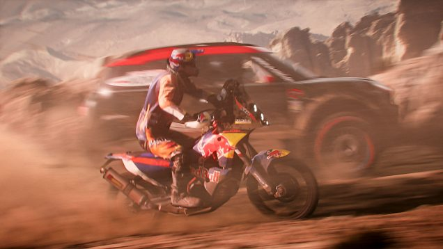 Dakar 18 gameplay trailer preview 1