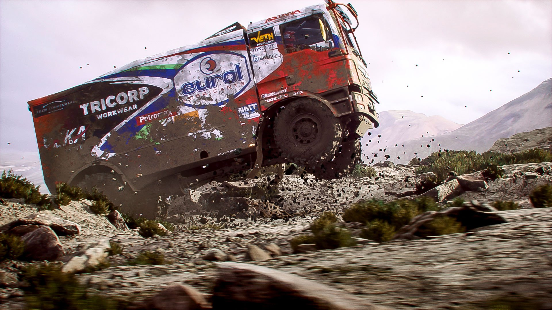 Dakar 18 gameplay trailer preview 3