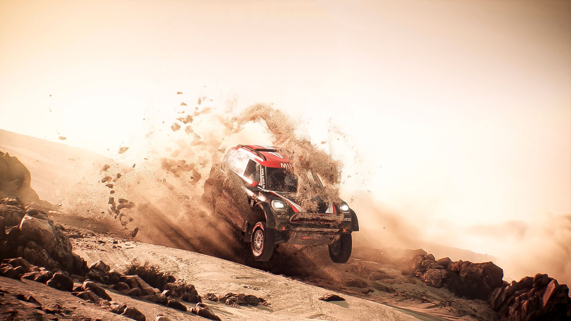 Dakar 18 gameplay trailer preview 5
