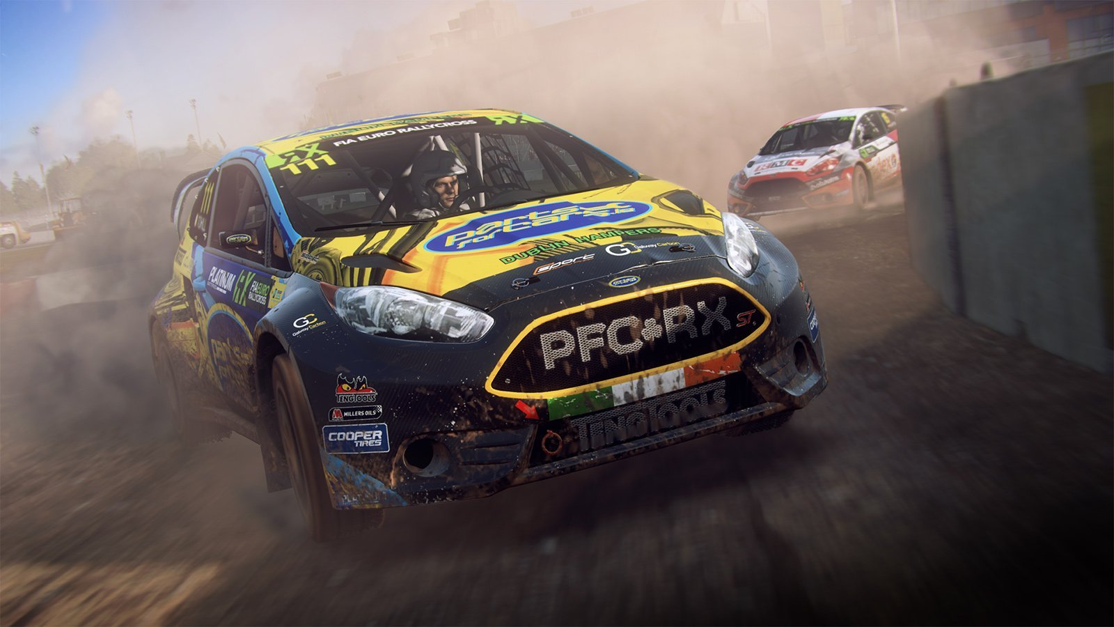 DiRT Rally 2.0 preview 1