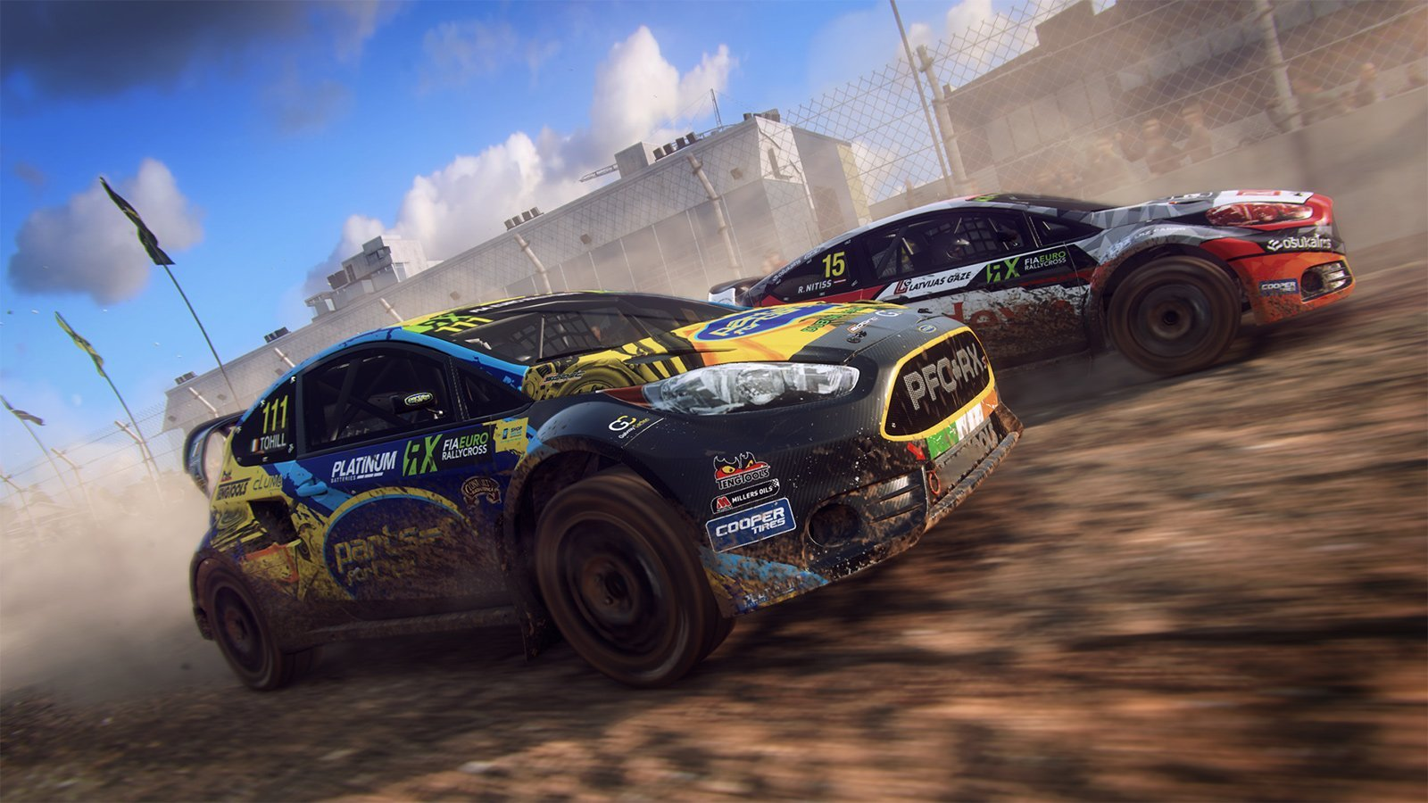 DiRT Rally 2.0 preview 5