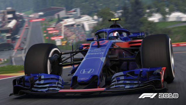 F1 2018 updates 2