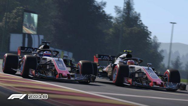 F1 2018 updates 3
