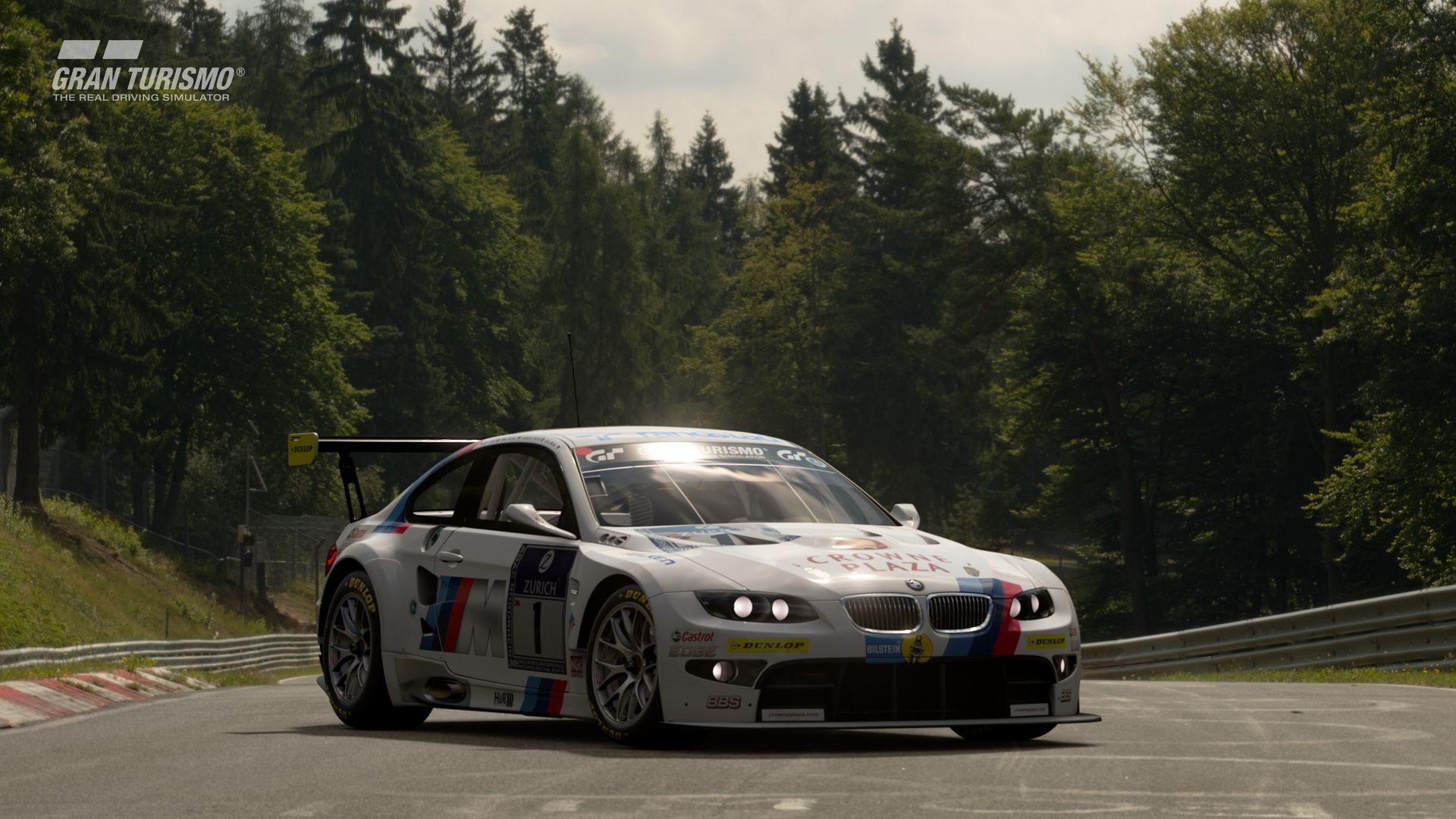 Gran Turismo Sport September Update BMW M3 GT (BMW Motorsport) '11 (Gr.3) 2