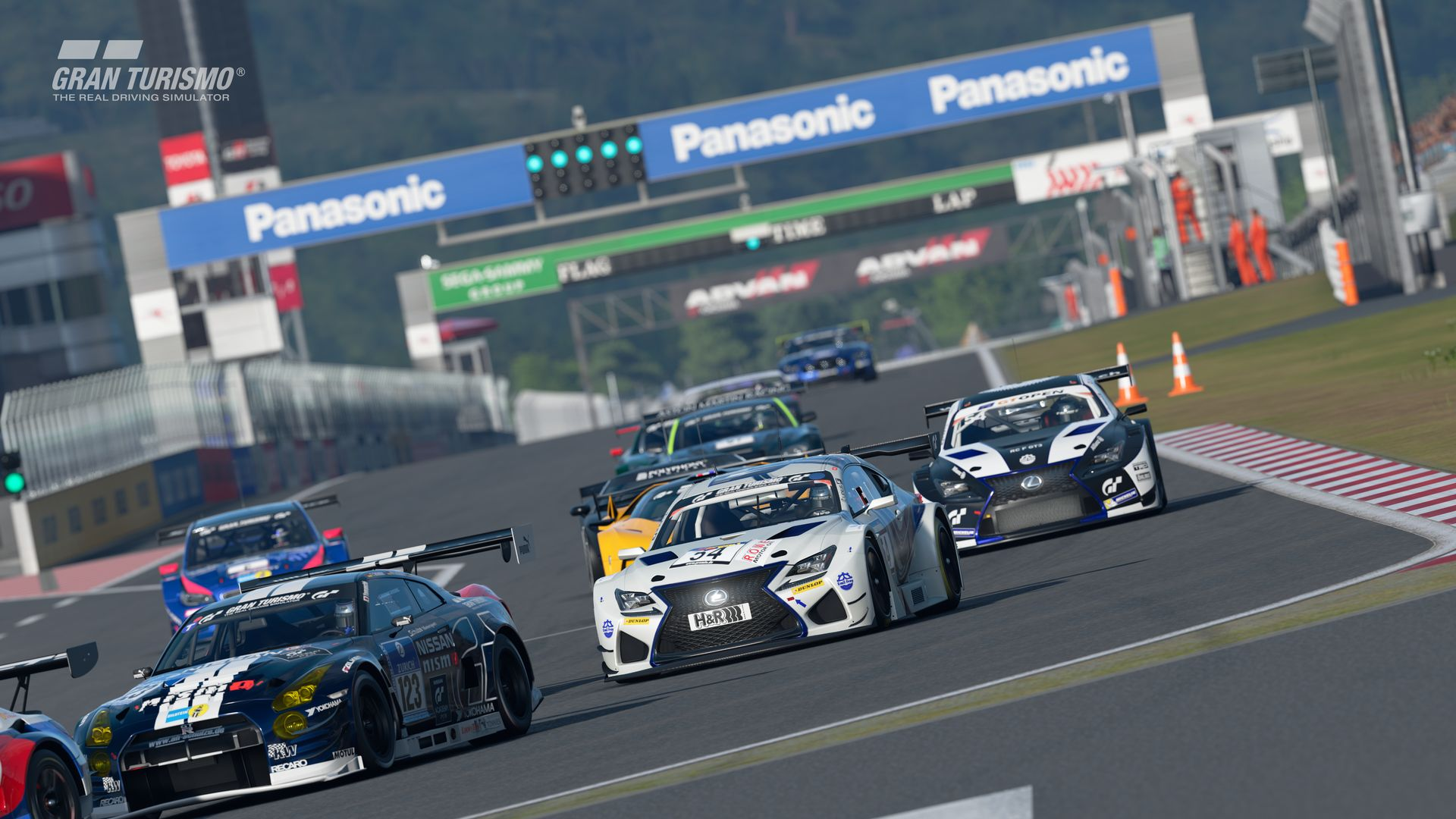 Gran Turismo Sport September Update Fuji International Speedway 2