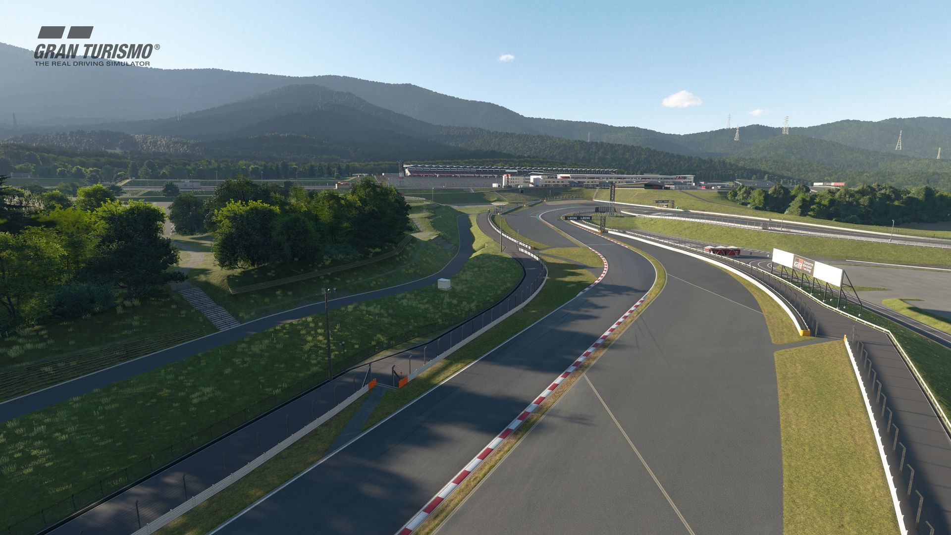 Gran Turismo Sport September Update Fuji International Speedway 3