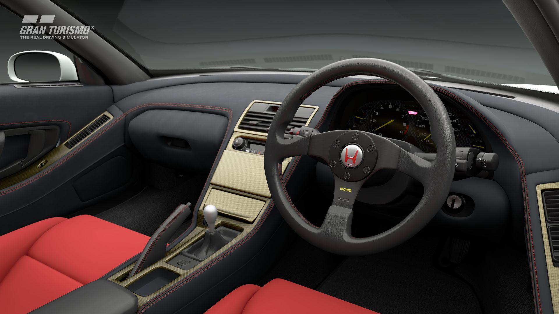 Gran Turismo Sport September Update Honda NSX Type R '92 (N300) 3
