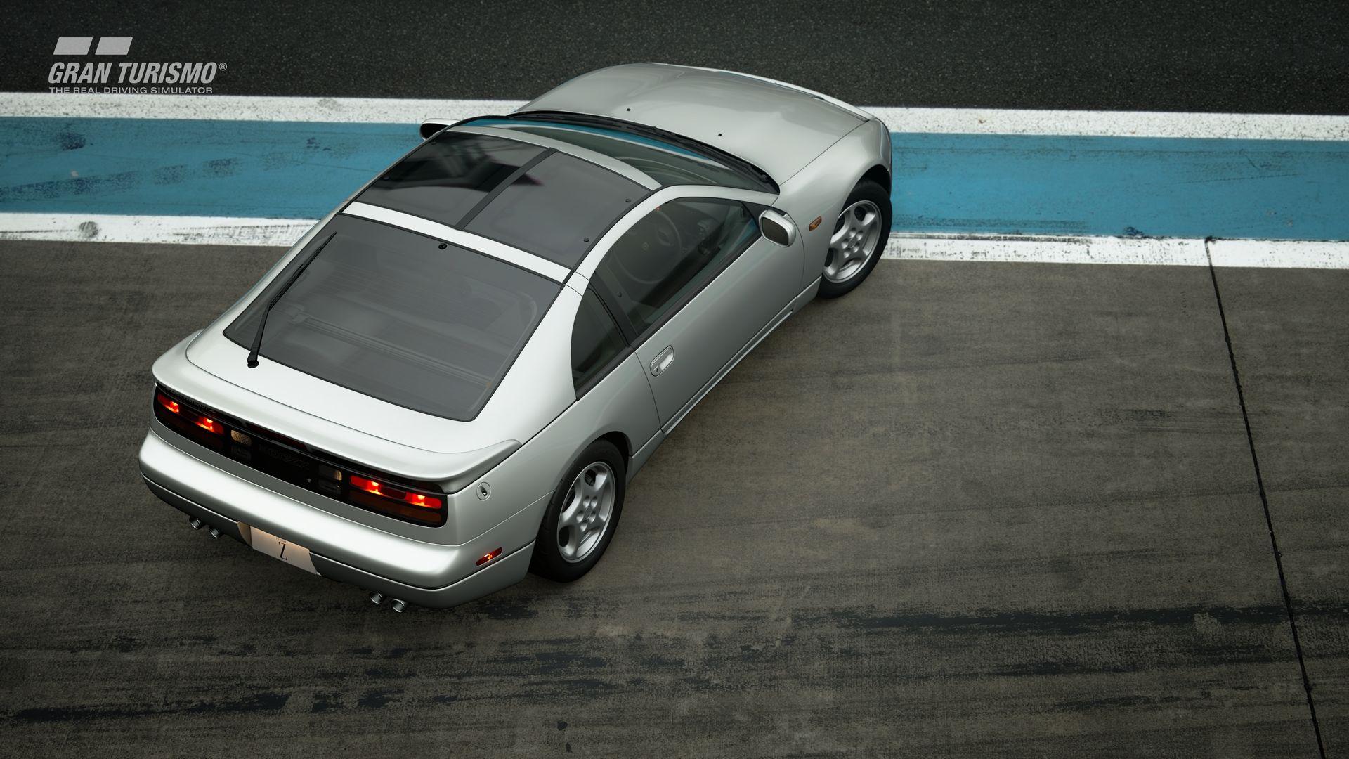 Gran Turismo Sport September Update Nissan Fairlady Z 300ZX TwinTurbo 2 seater (Z32) '89 (N300) 2