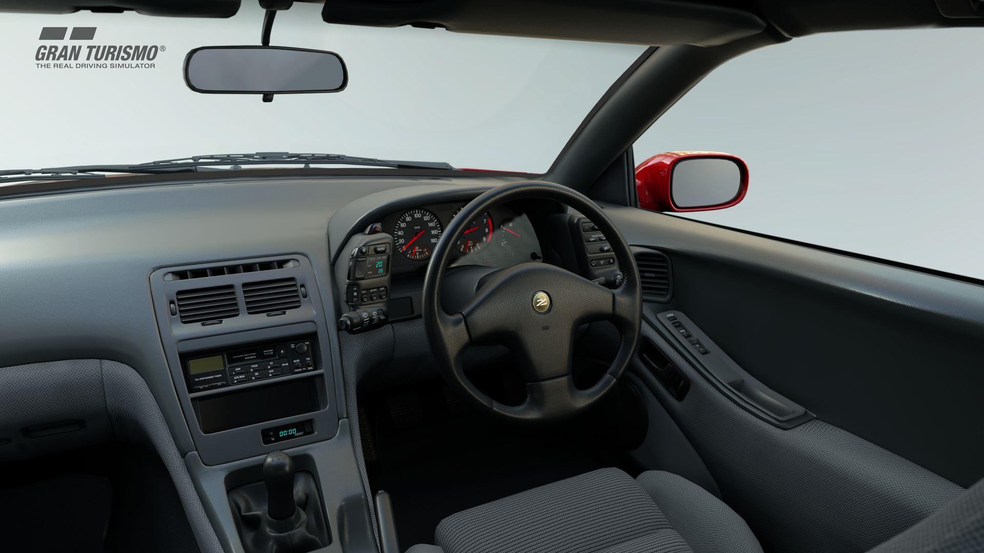 Gran Turismo Sport September Update Nissan Fairlady Z 300ZX TwinTurbo 2 seater (Z32) '89 (N300) 3