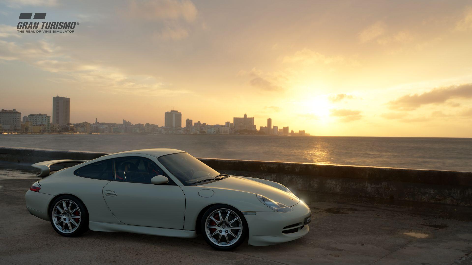 Gran Turismo Sport September Update Porsche 911 GT3 (996) '01 (N400) 1