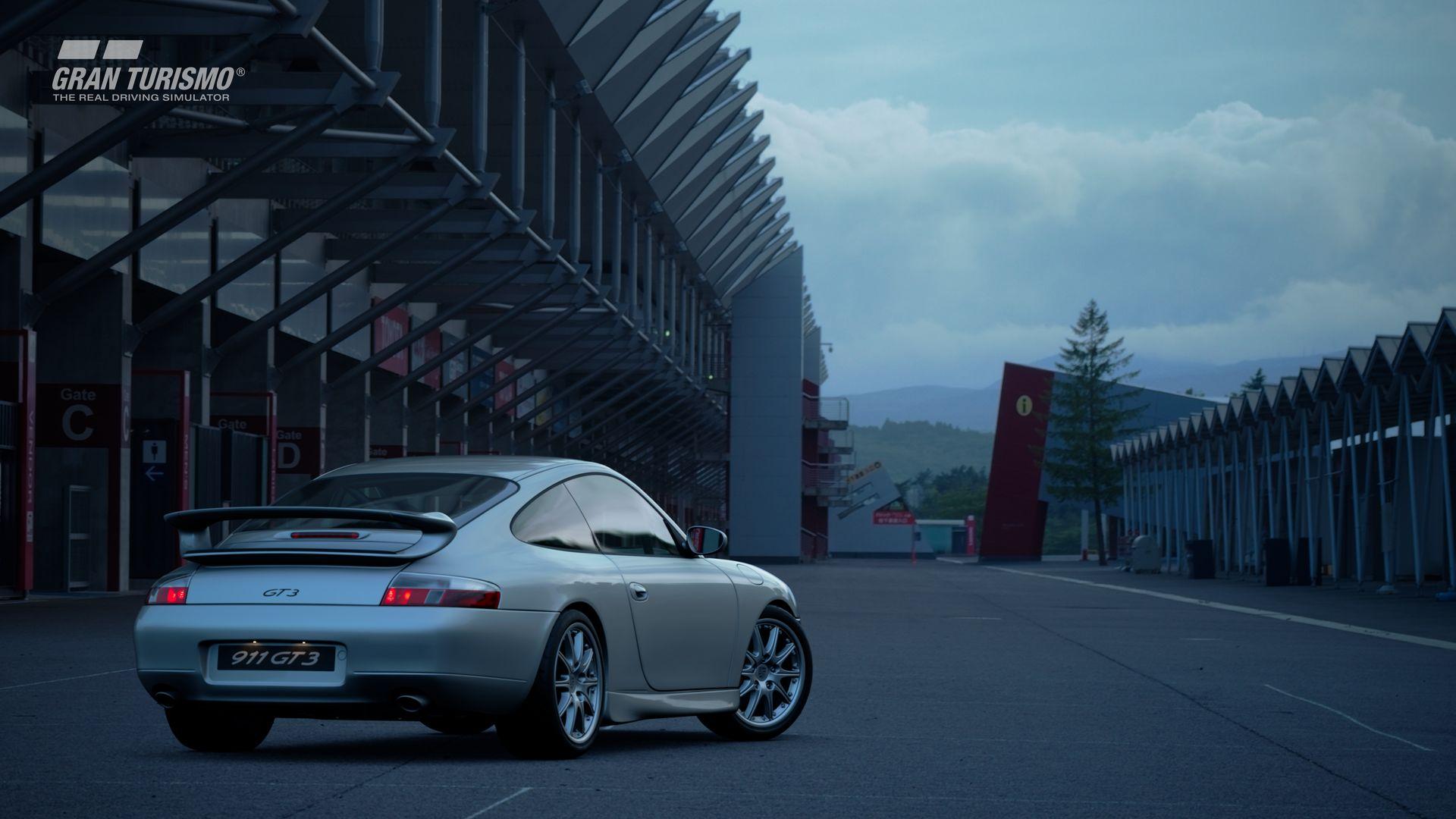 Gran Turismo Sport September Update Porsche 911 GT3 (996) '01 (N400) 2