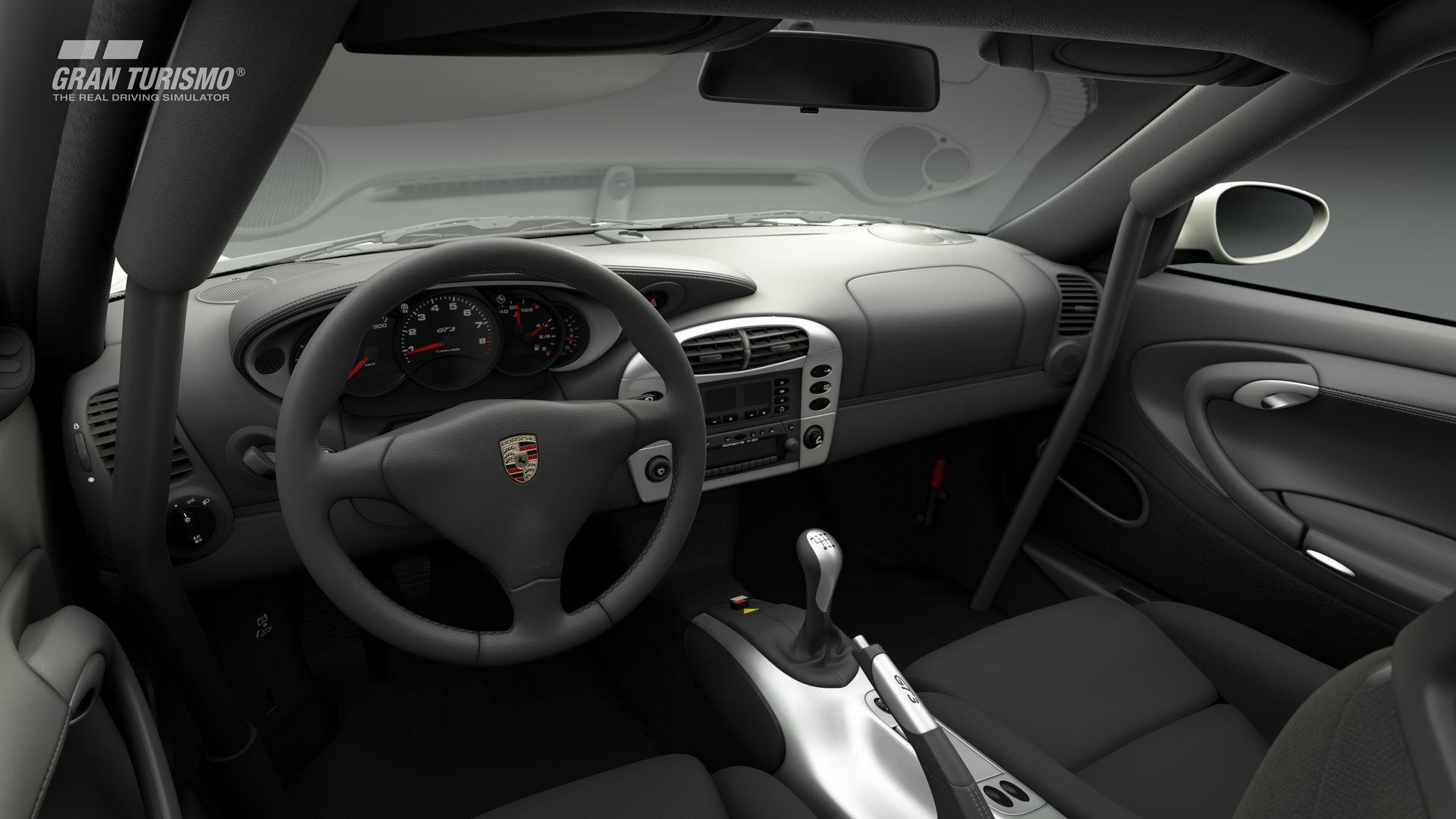 Gran Turismo Sport September Update Porsche 911 GT3 (996) '01 (N400) 3