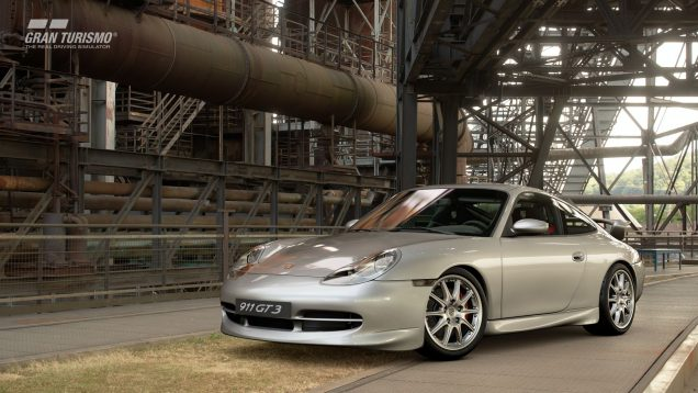Gran Turismo Sport September Update Porsche 911 GT3 (996) '01 (N400) 4