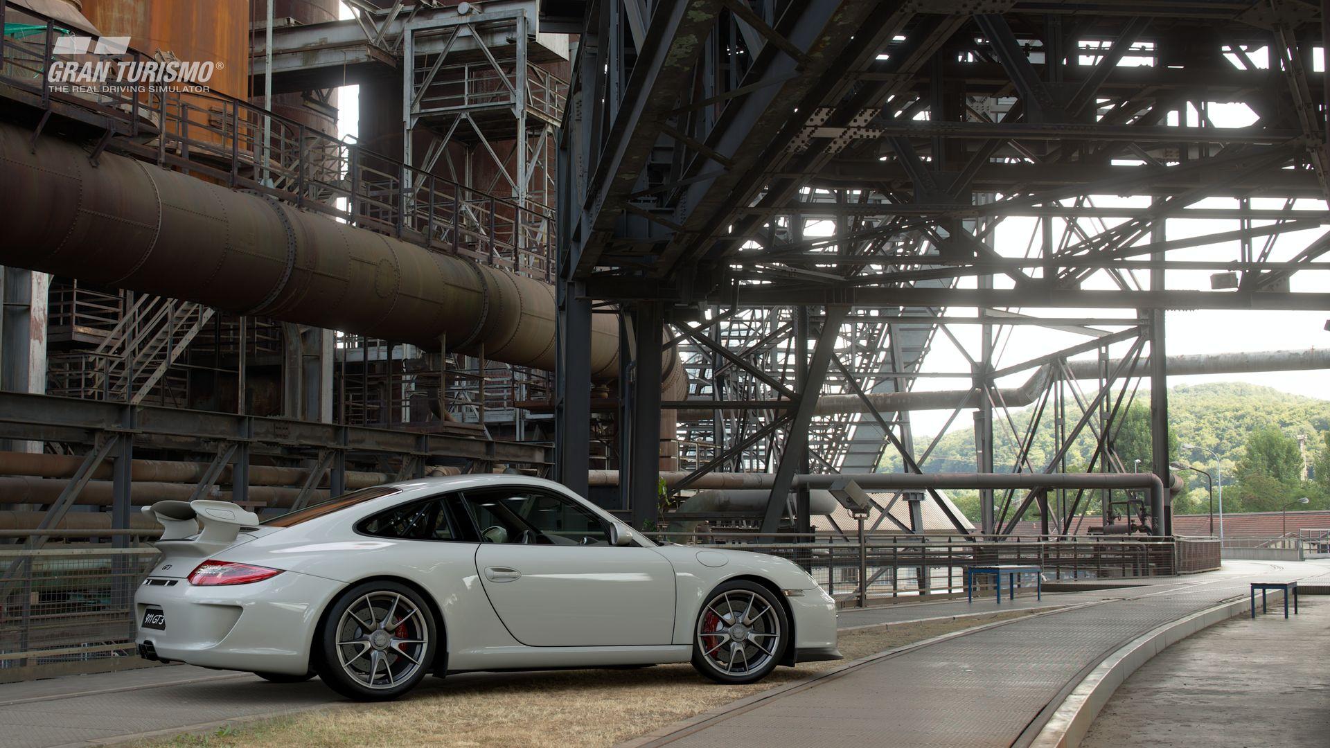 Gran Turismo Sport September Update Porsche 911 GT3 (997) '08 (N400) 1