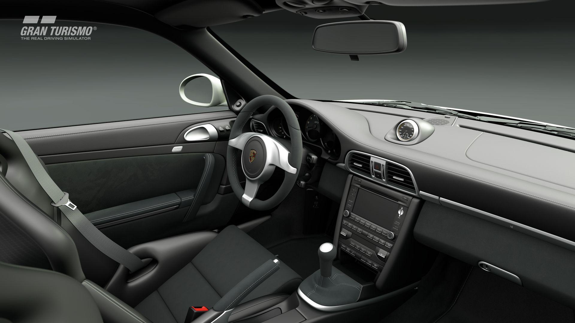 Gran Turismo Sport September Update Porsche 911 GT3 (997) '08 (N400) 3