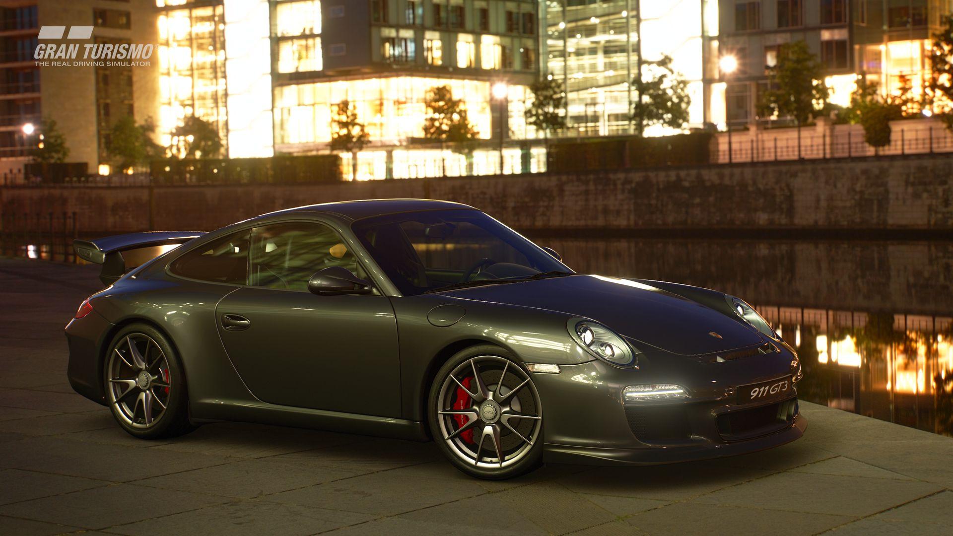 Gran Turismo Sport September Update Porsche 911 GT3 (997) '08 (N400) 4