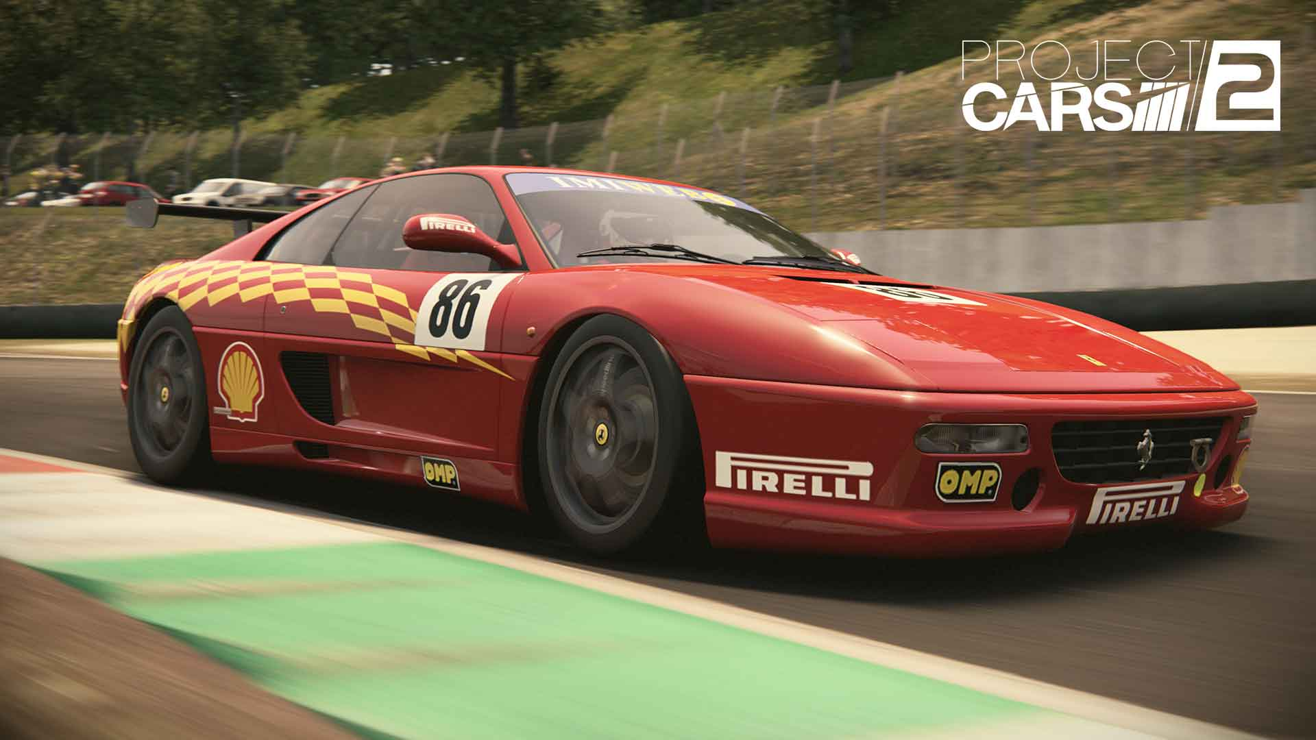 Project Cars 2 Ferrari Essentials Pack 11