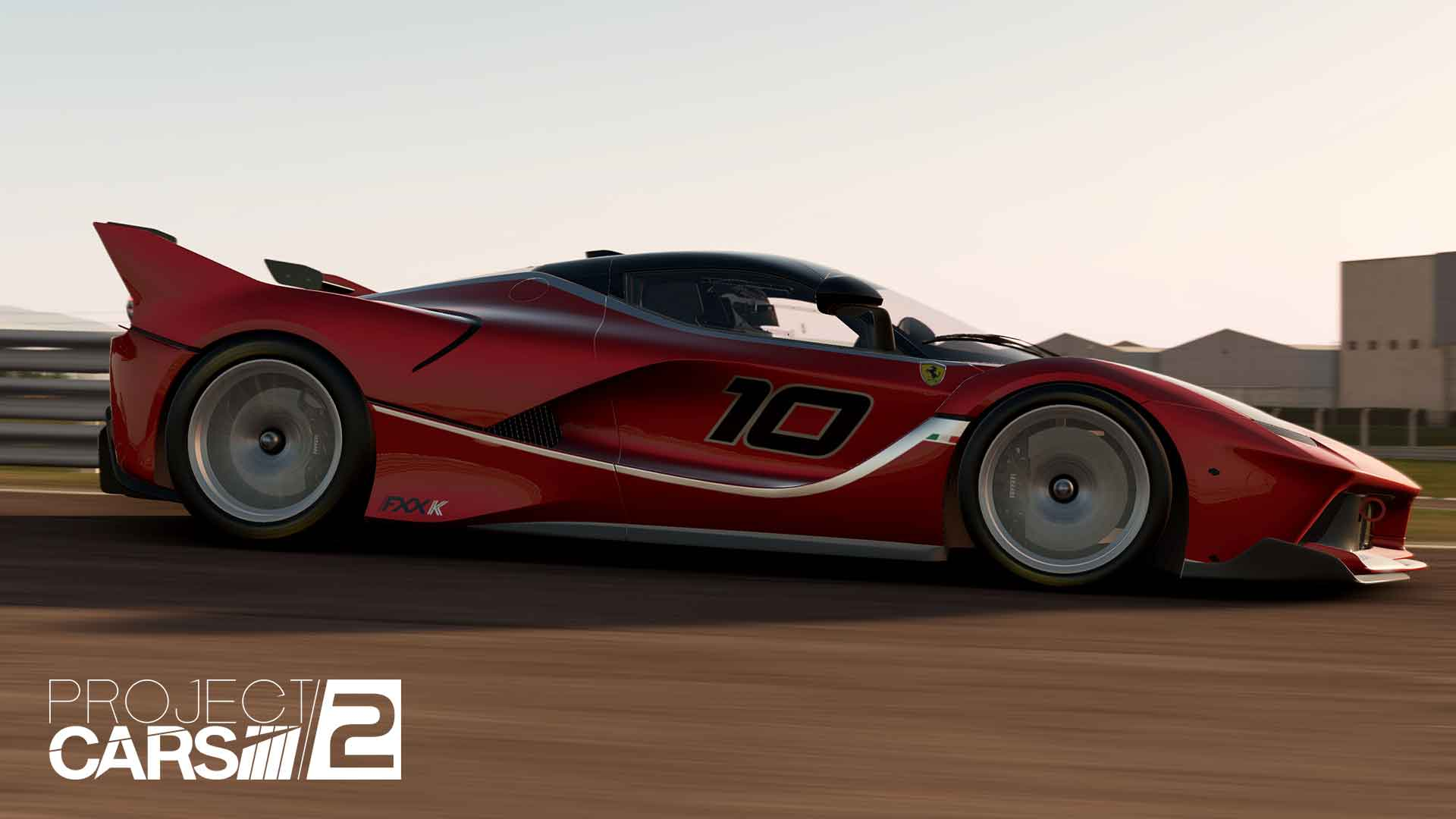 Project Cars 2 Ferrari Essentials Pack 12
