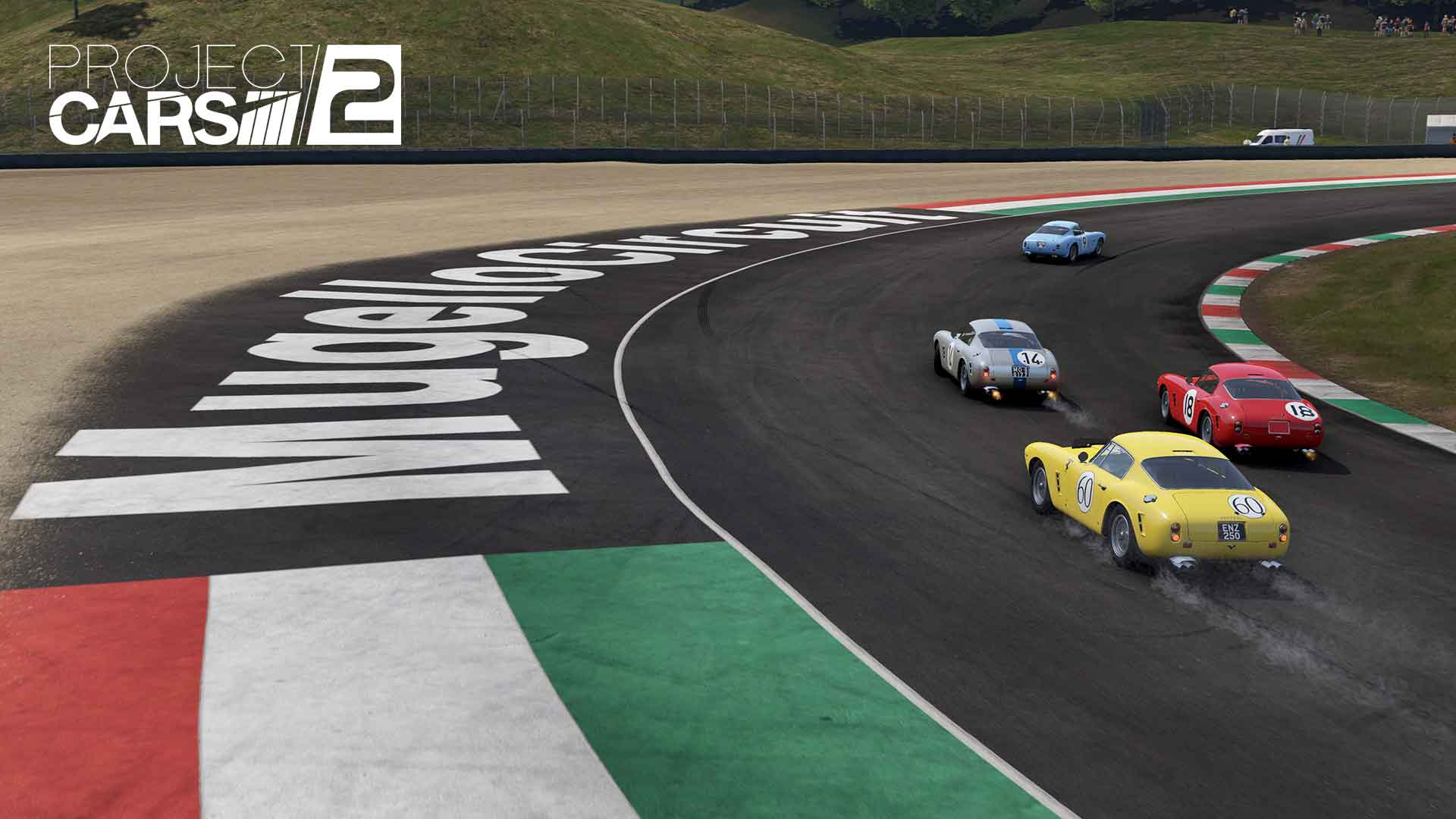 Project Cars 2 Ferrari Essentials Pack 2