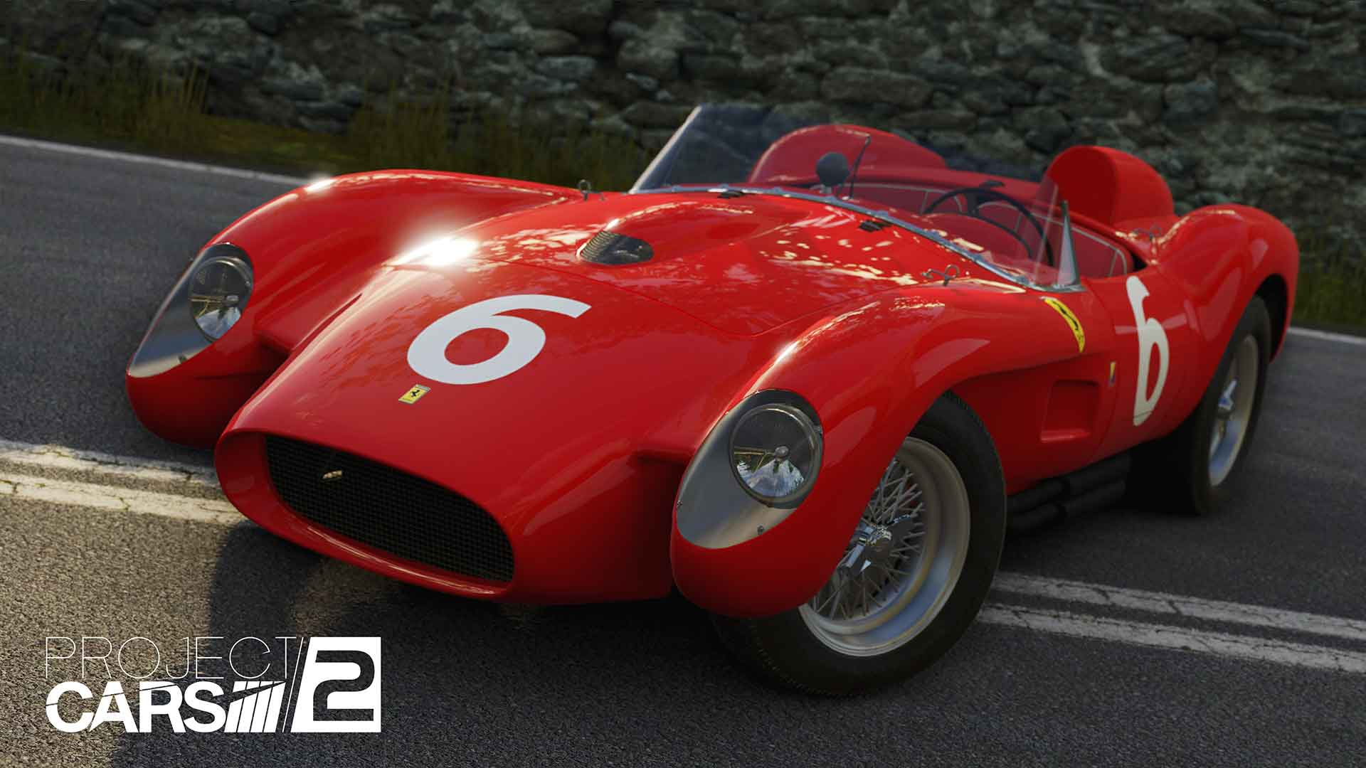 Project Cars 2 Ferrari Essentials Pack 3