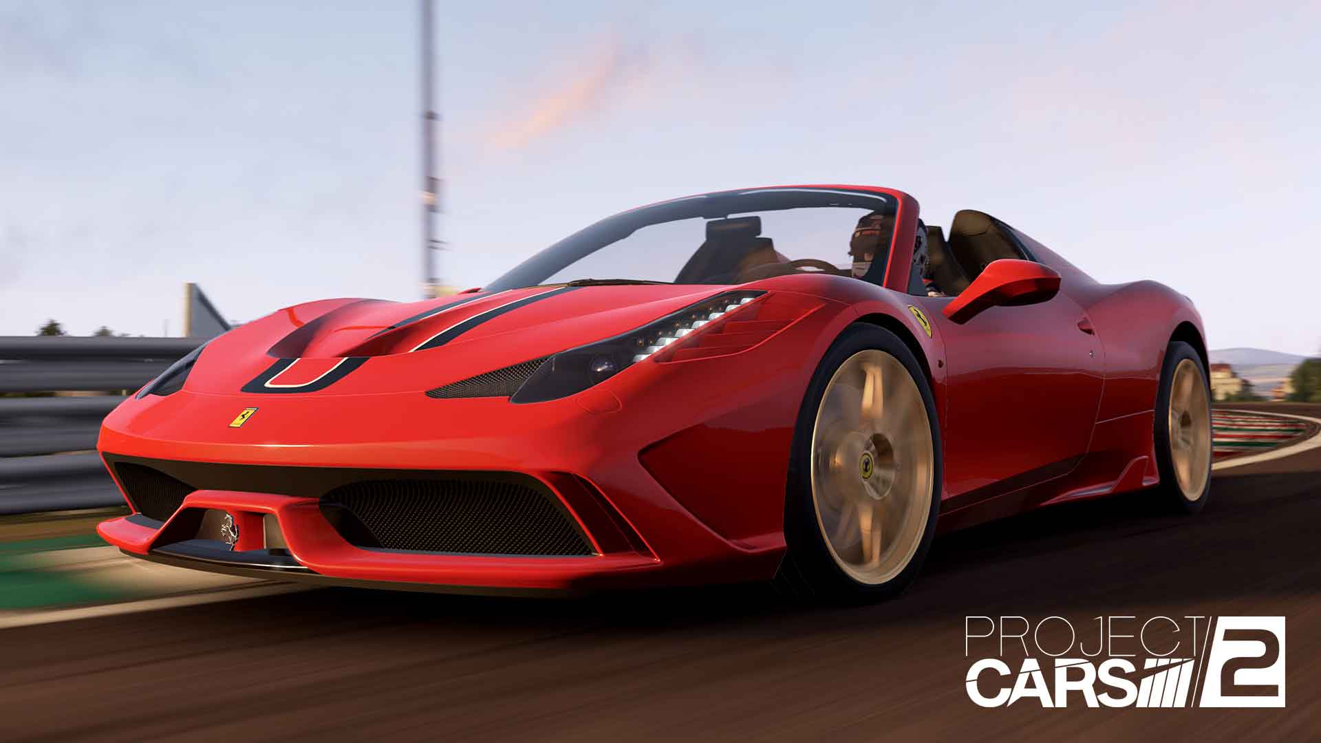Project Cars 2 Ferrari Essentials Pack 4