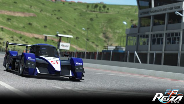 Reiza Studios update September 2018 rFactor 2 Reiza Pack preview 1