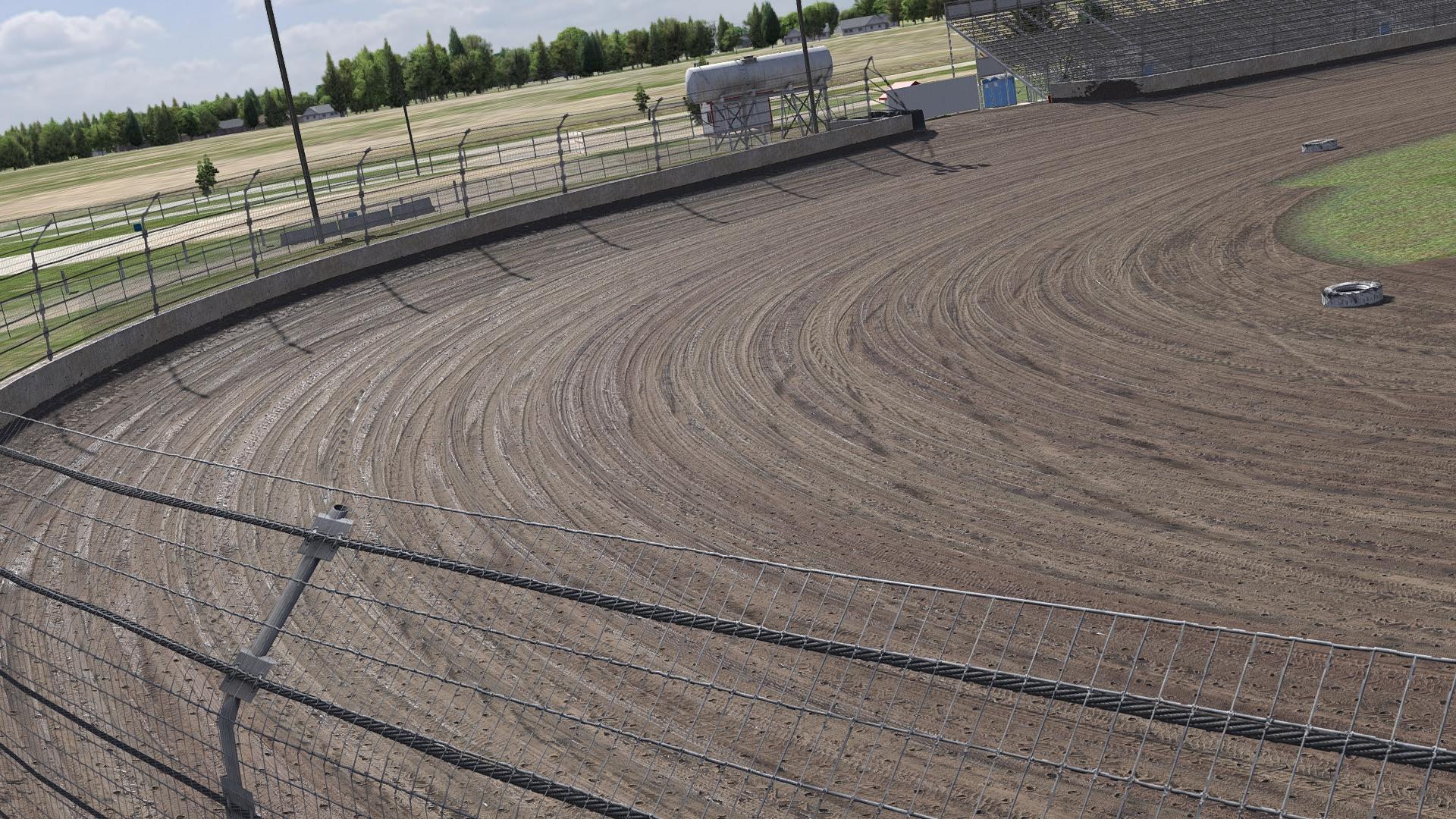 iRacing Kokomo Speedway 2