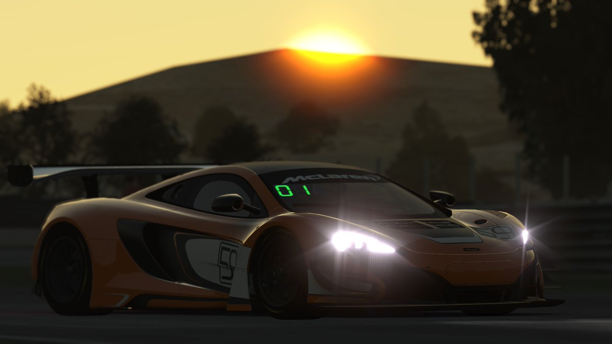 rFactor 2 SimRacing Expo car shaders 2