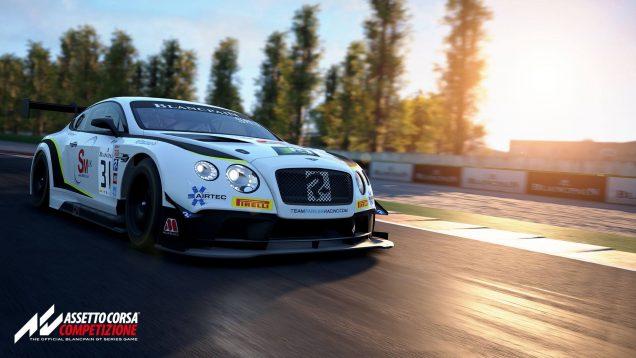 Assetto Corsa Competizione Build 2 Release Bentley Continental GT3