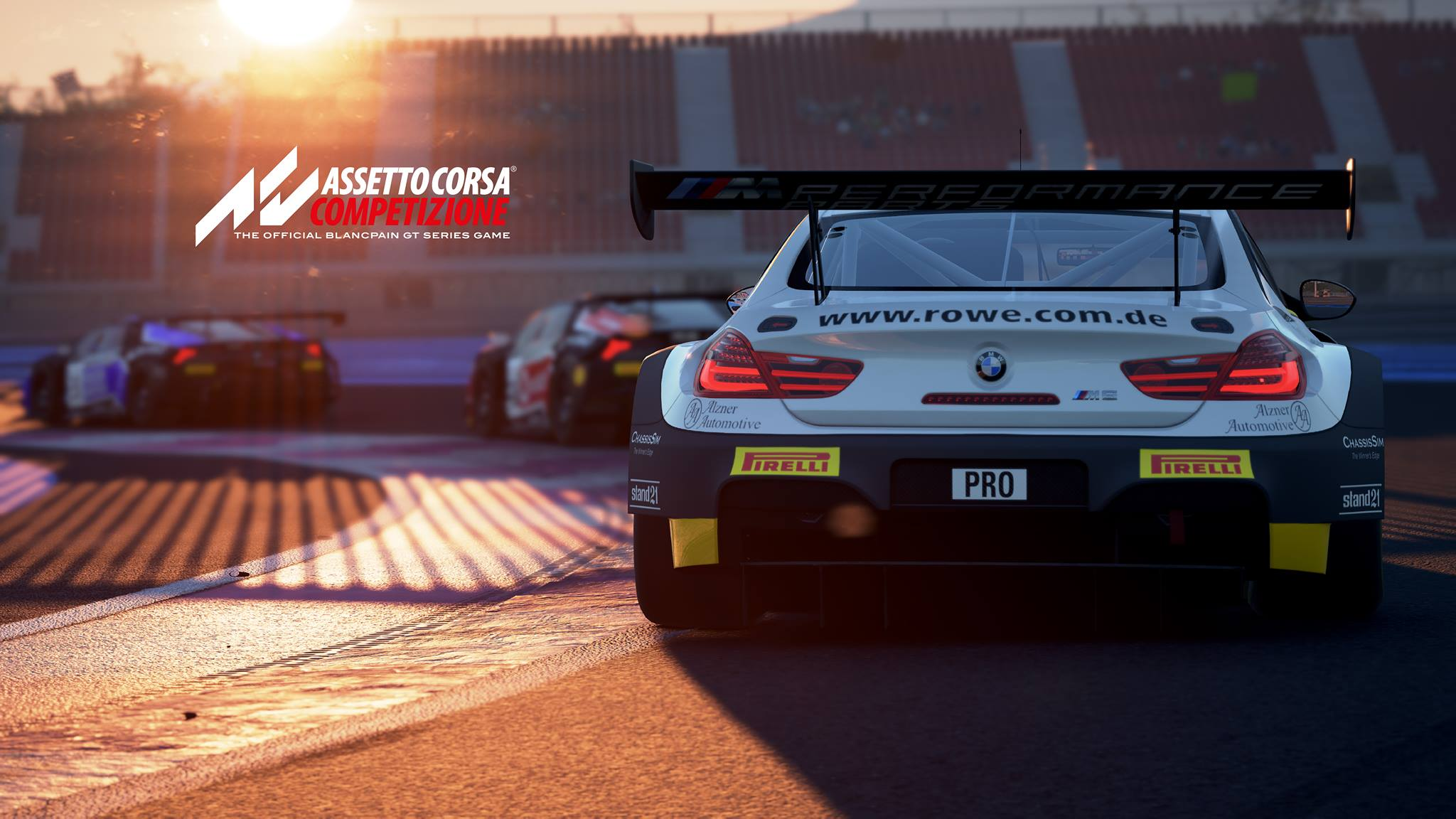 Assetto Corsa Build 3 Banner