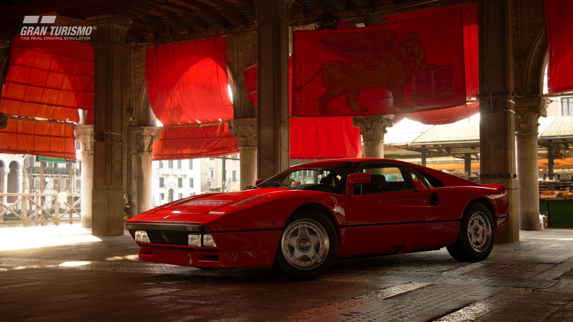 Gran Turismo Sport November Update Ferrari GTO '84 (N400) 1