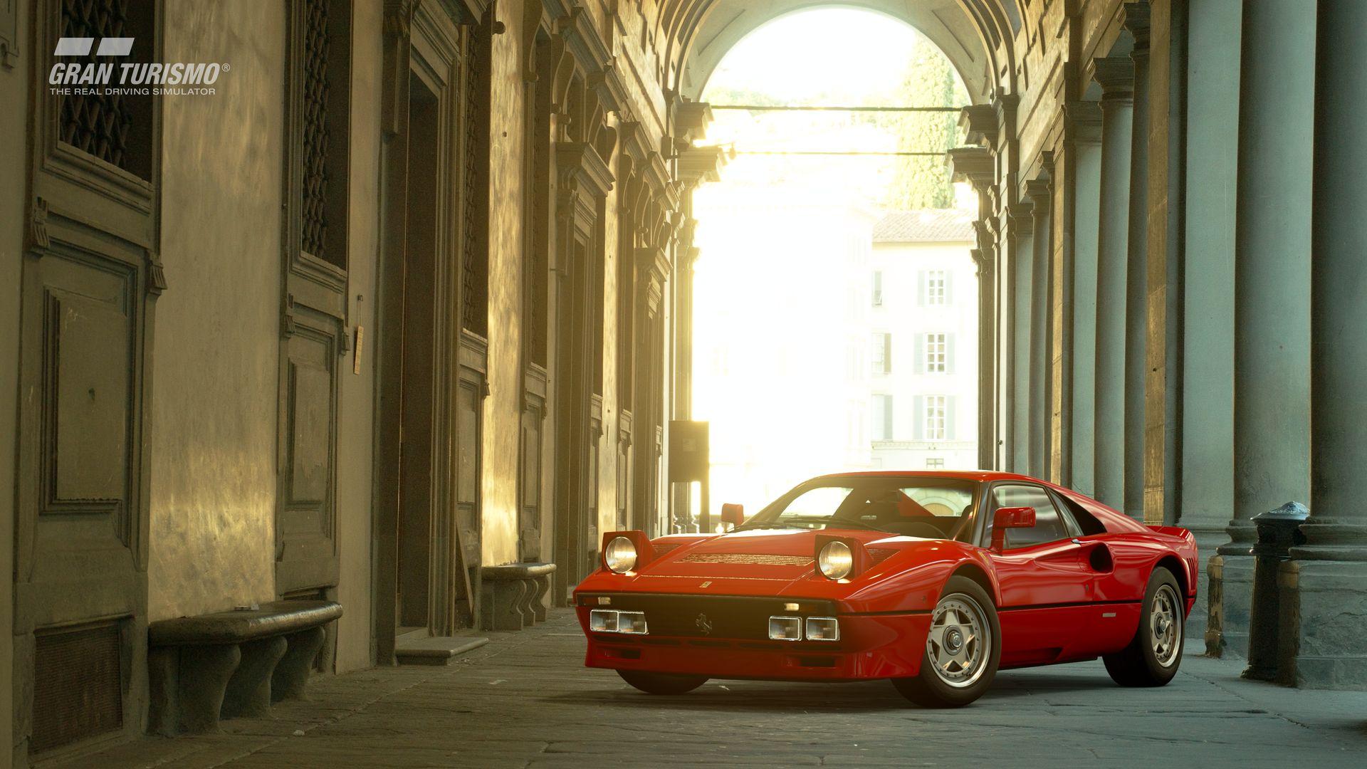 Gran Turismo Sport November Update Ferrari GTO '84 (N400) 2
