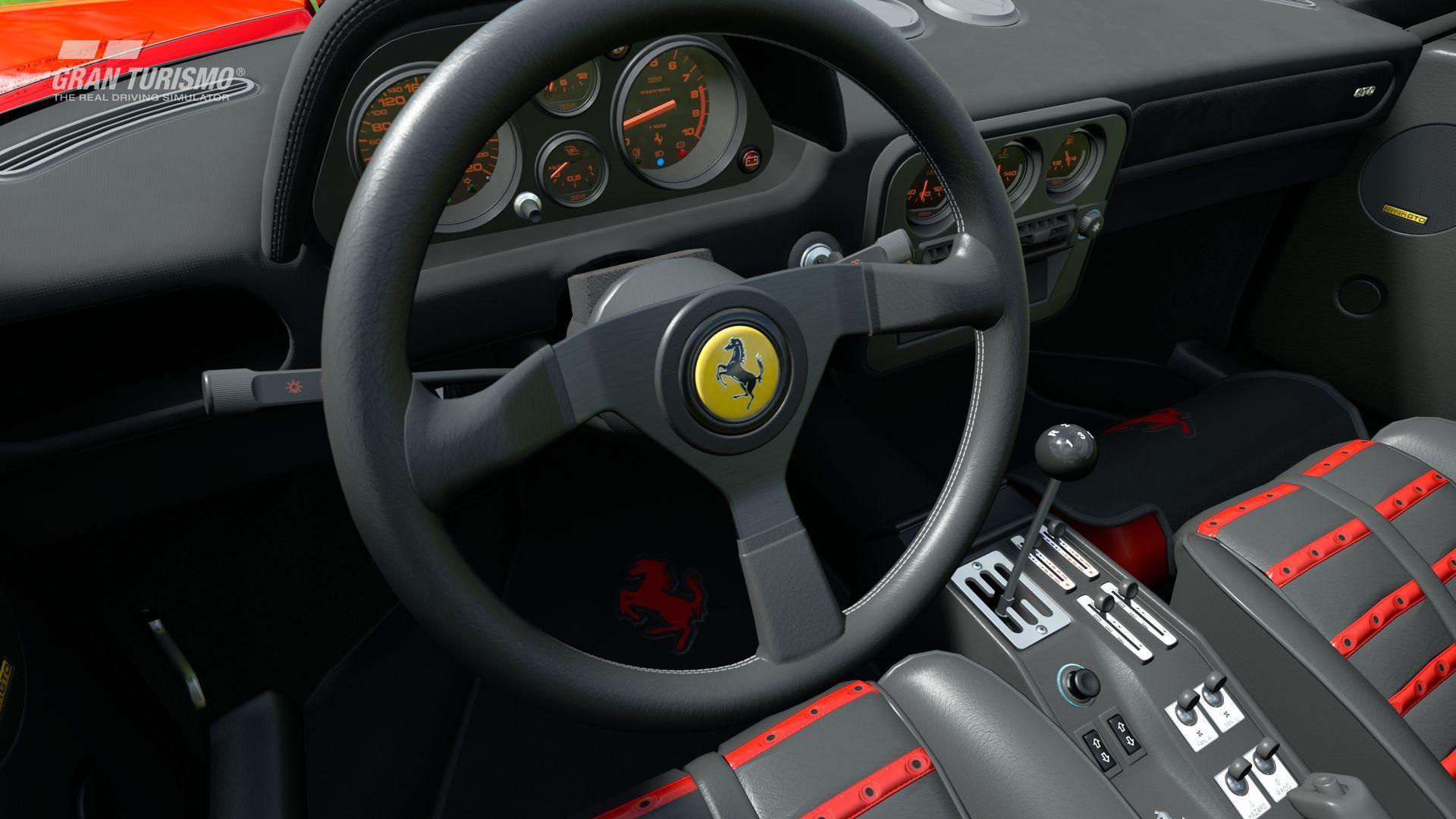 Gran Turismo Sport November Update Ferrari GTO '84 (N400) 4