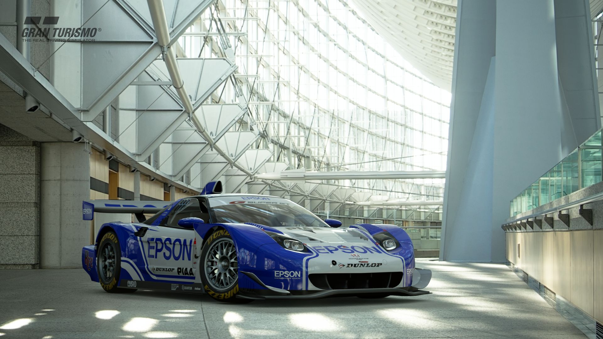 Gran Turismo Sport November Update Honda EPSON NSX '08 (Gr.2) 1