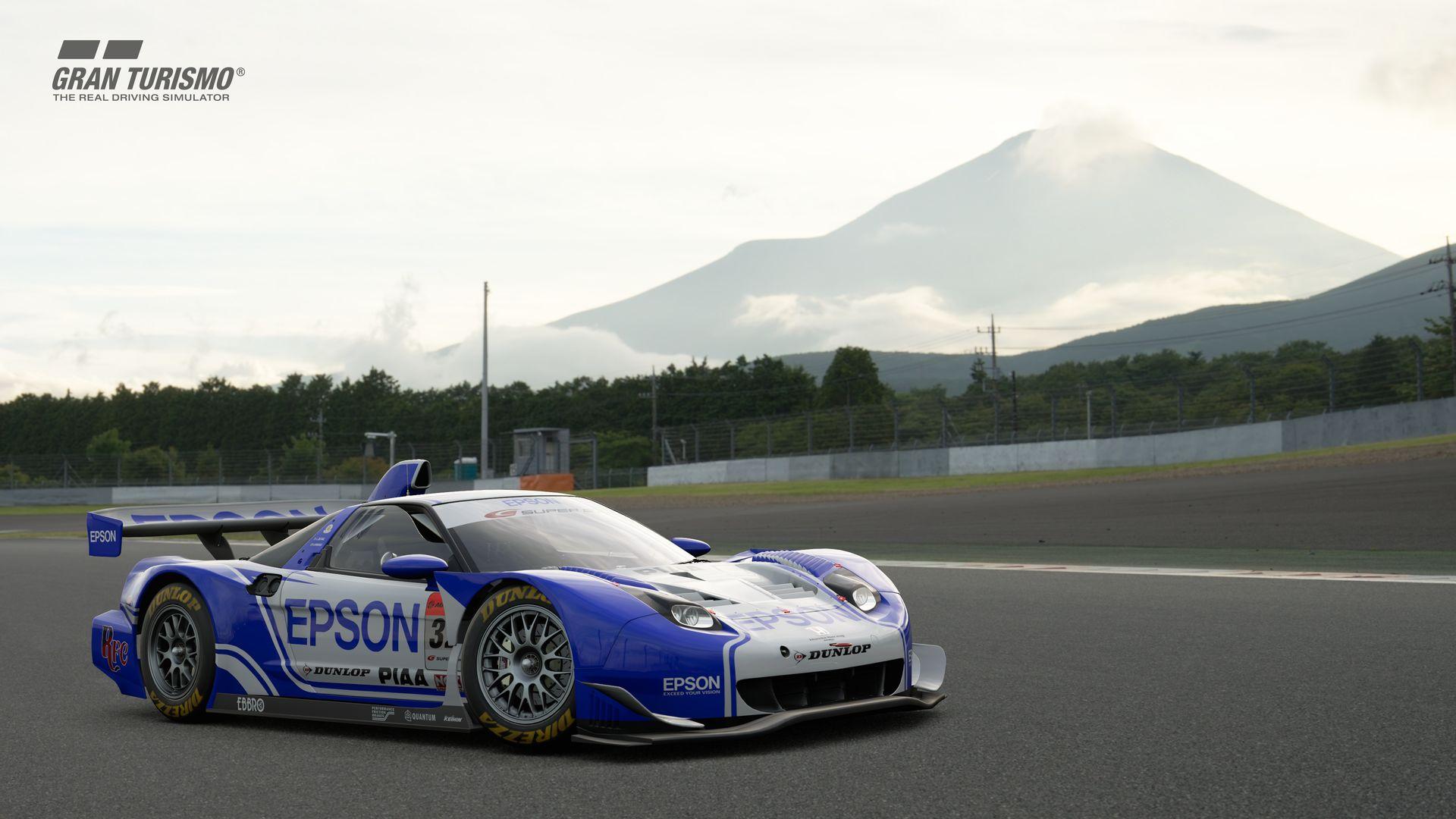 Gran Turismo Sport November Update Honda EPSON NSX '08 (Gr.2) 3