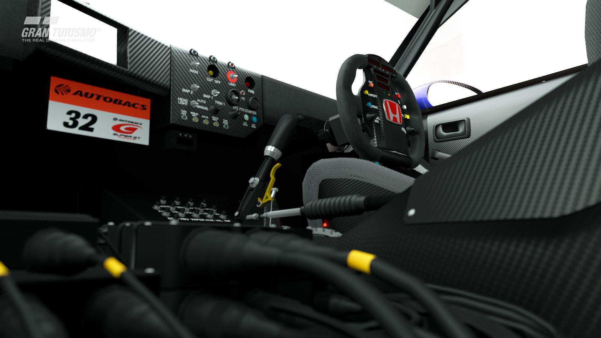 Gran Turismo Sport November Update Honda EPSON NSX '08 (Gr.2) 4