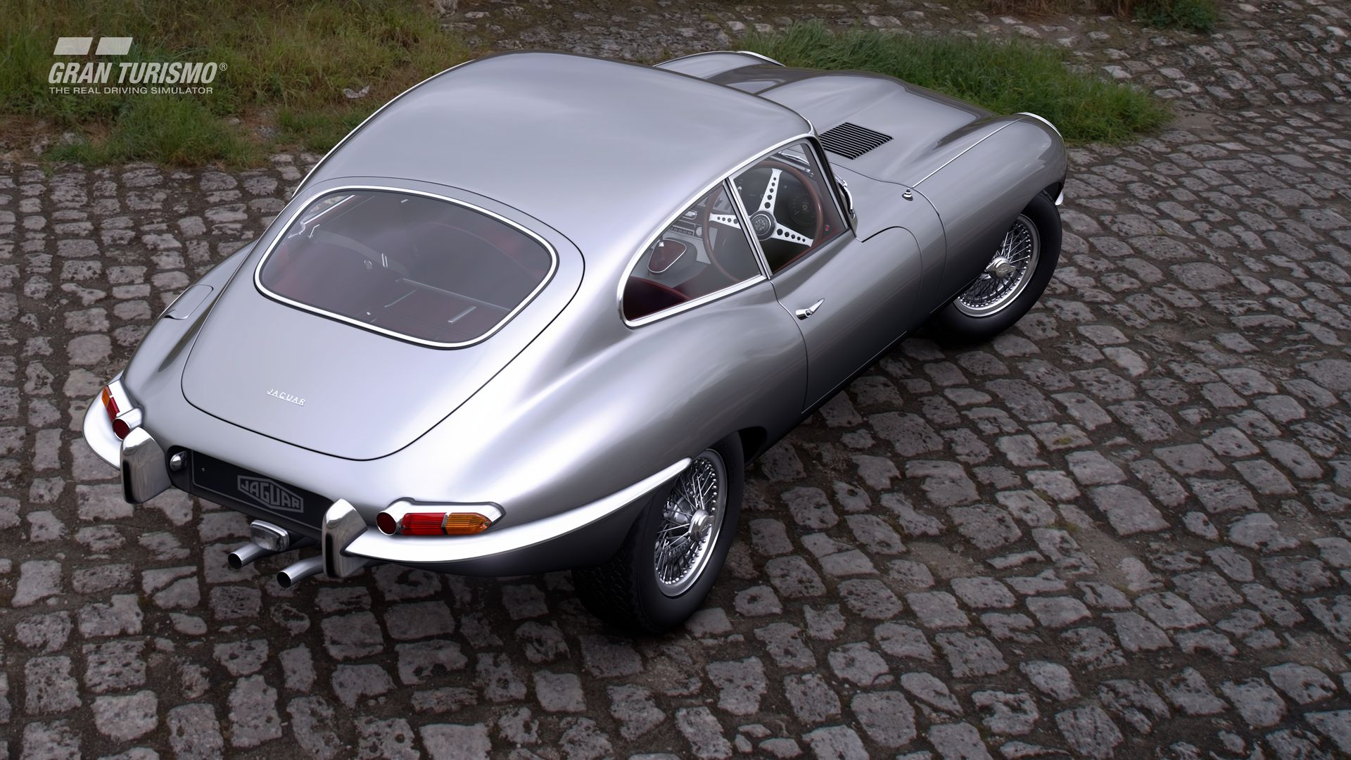 Gran Turismo Sport November Update Jaguar E-type Coupé '61 (N300) 1
