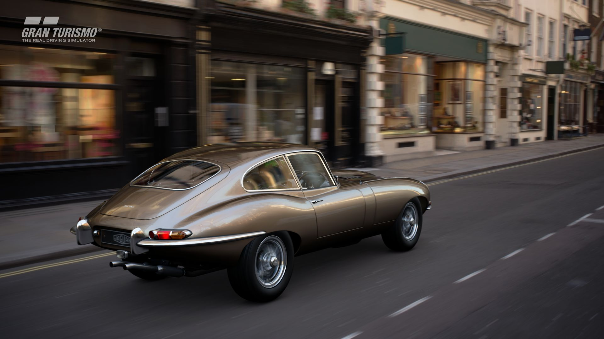 Gran Turismo Sport November Update Jaguar E-type Coupé '61 (N300) 3