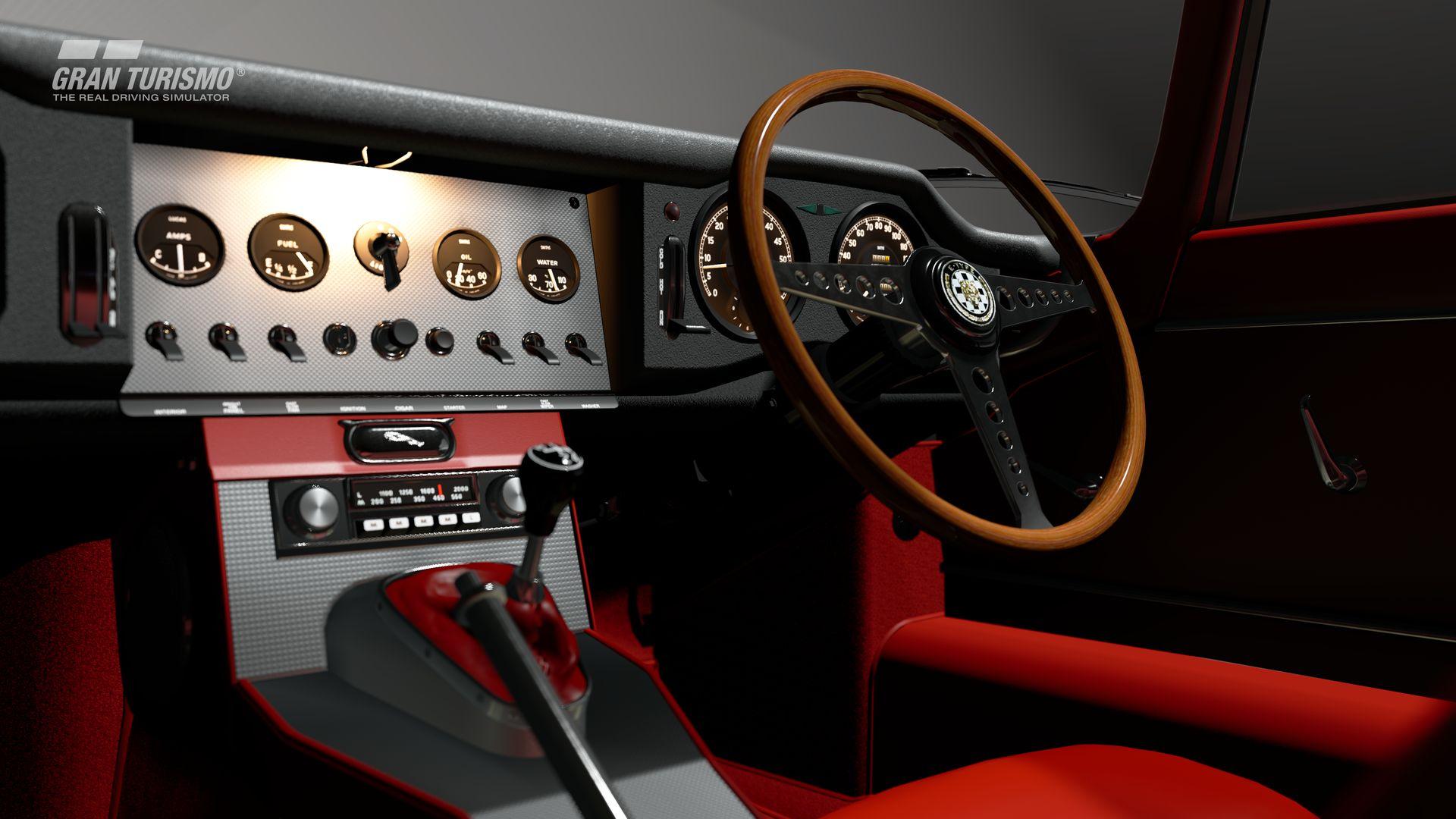 Gran Turismo Sport November Update Jaguar E-type Coupé '61 (N300) 4