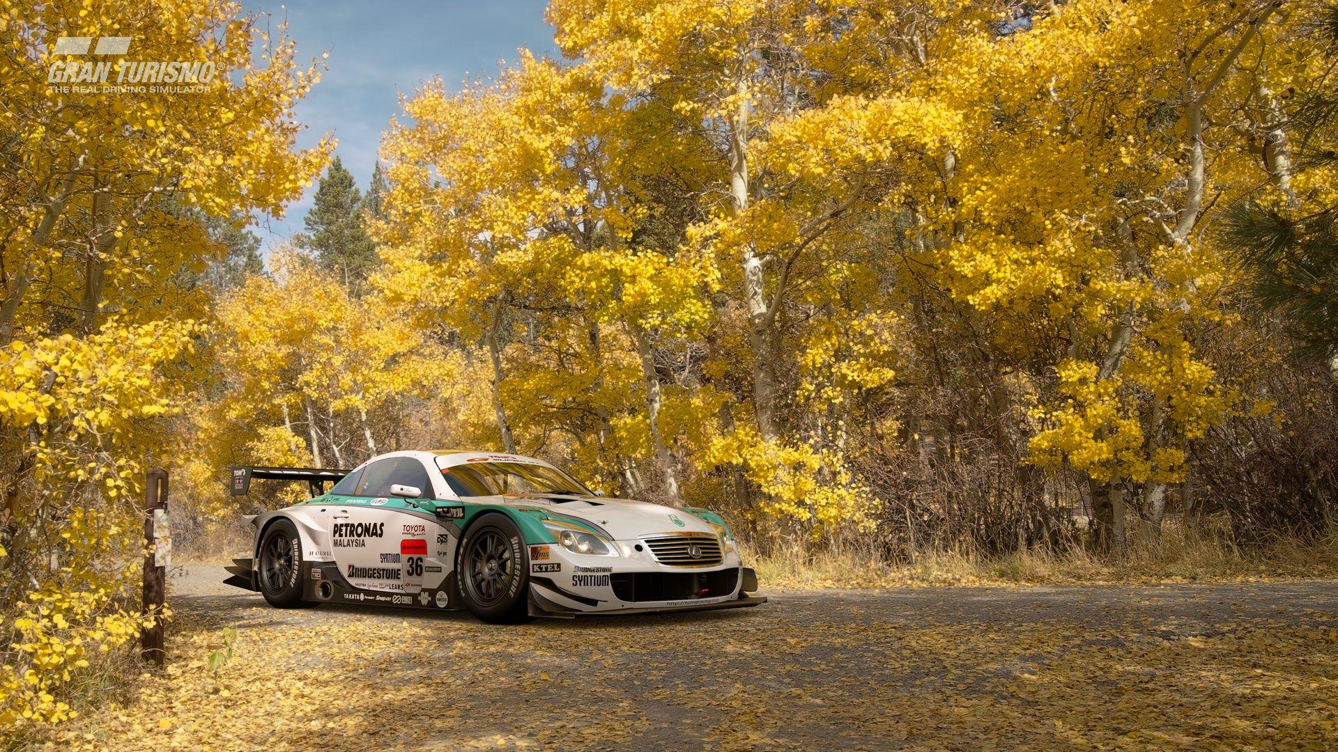 Gran Turismo Sport November Update Lexus PETRONAS TOM'S SC430 '08 (Gr.2) 1