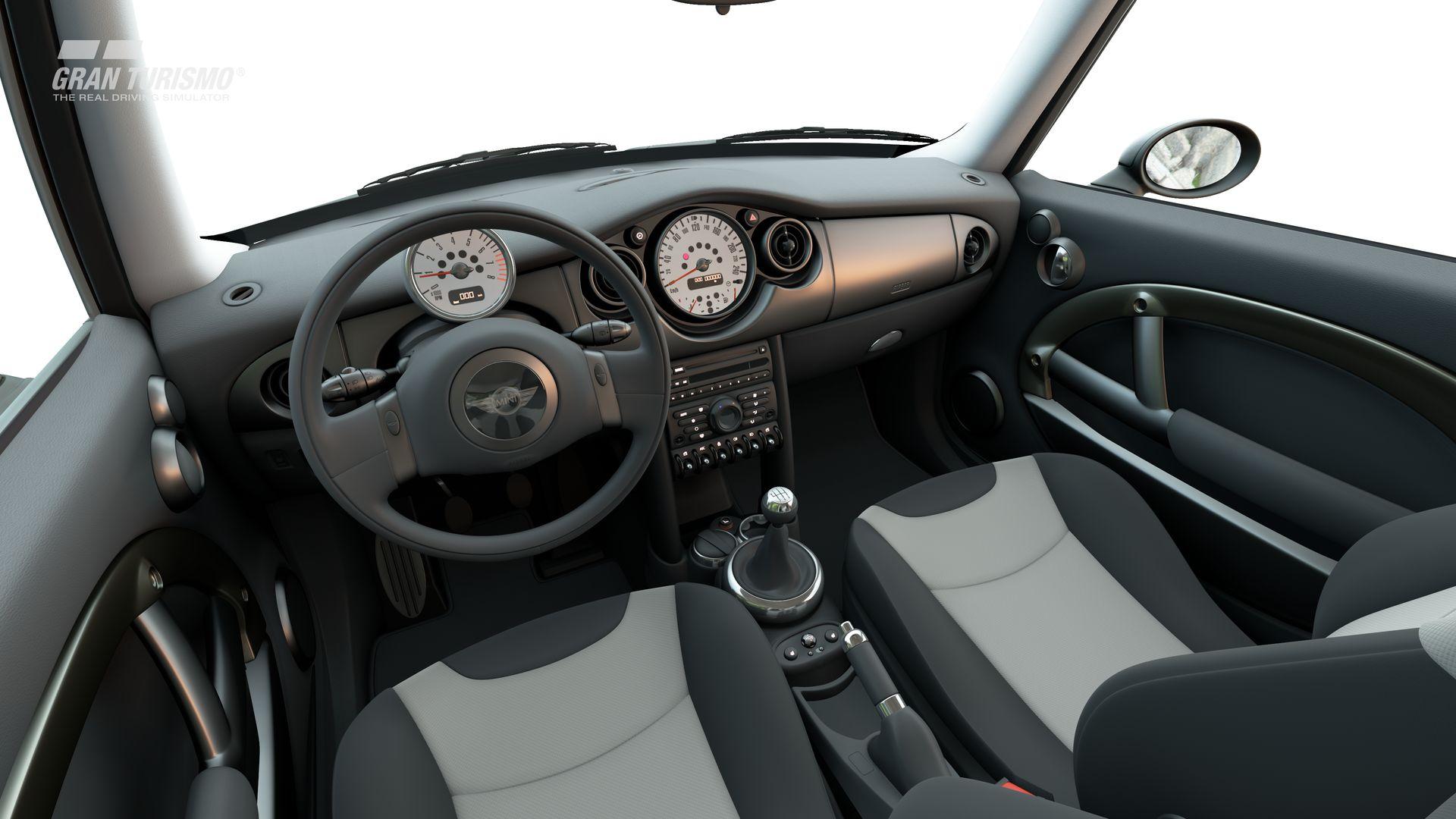 Gran Turismo Sport November Update MINI Cooper S '05 (N200) 4