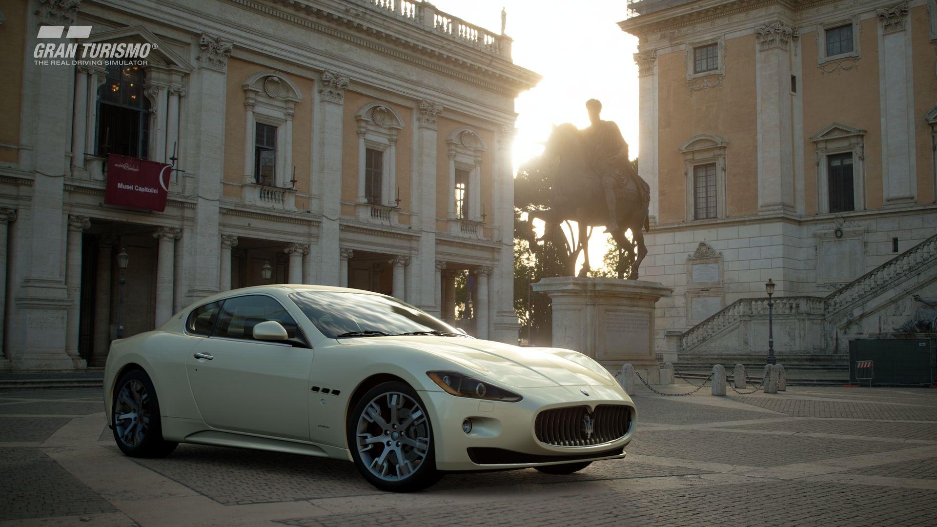 Gran Turismo Sport November Update Maserati GranTurismo S '08 (N400) 2