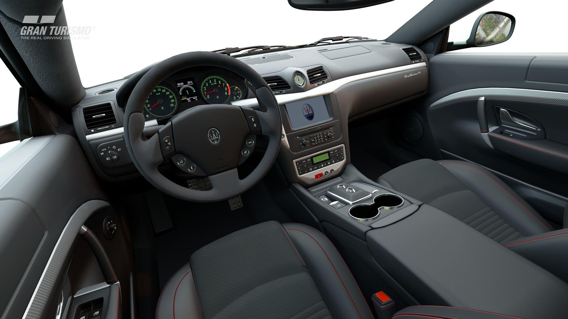 Gran Turismo Sport November Update Maserati GranTurismo S '08 (N400) 4