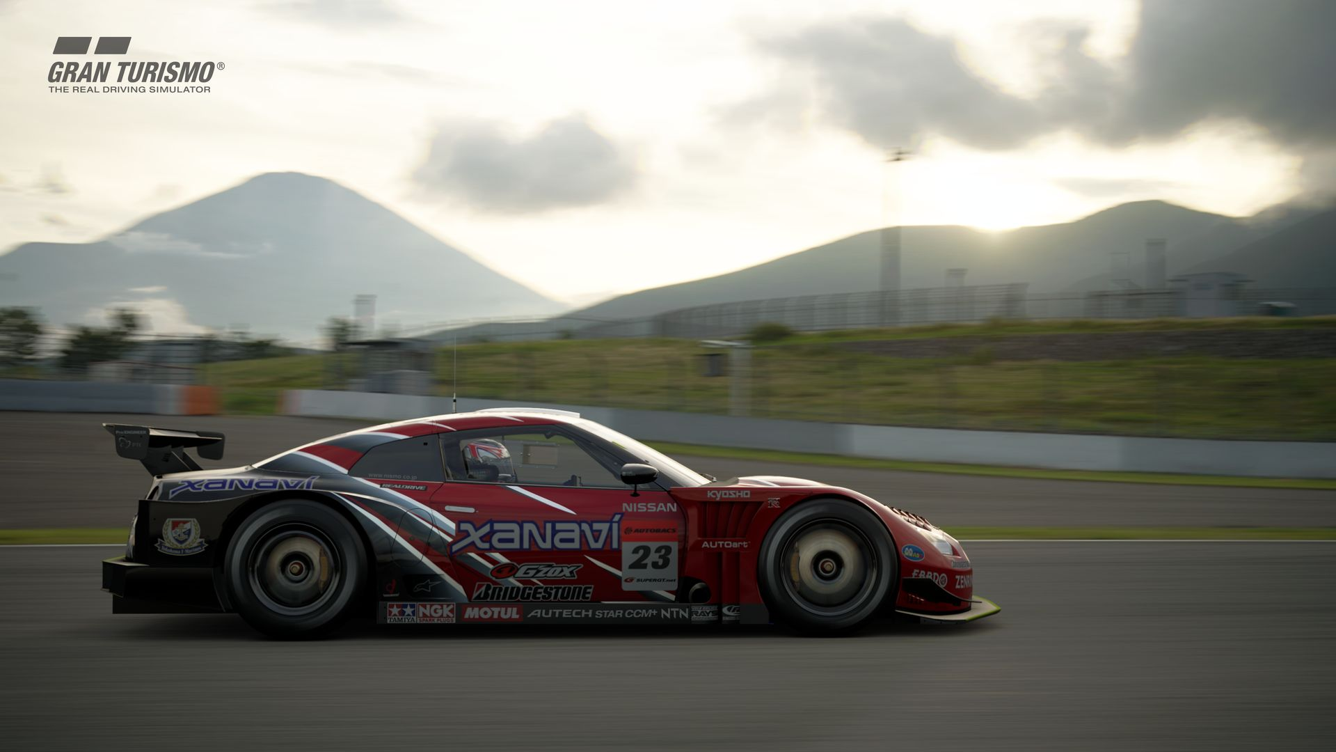 Gran Turismo Sport November Update Nissan XANAVI NISMO GT-R '08 (Gr.2) 3