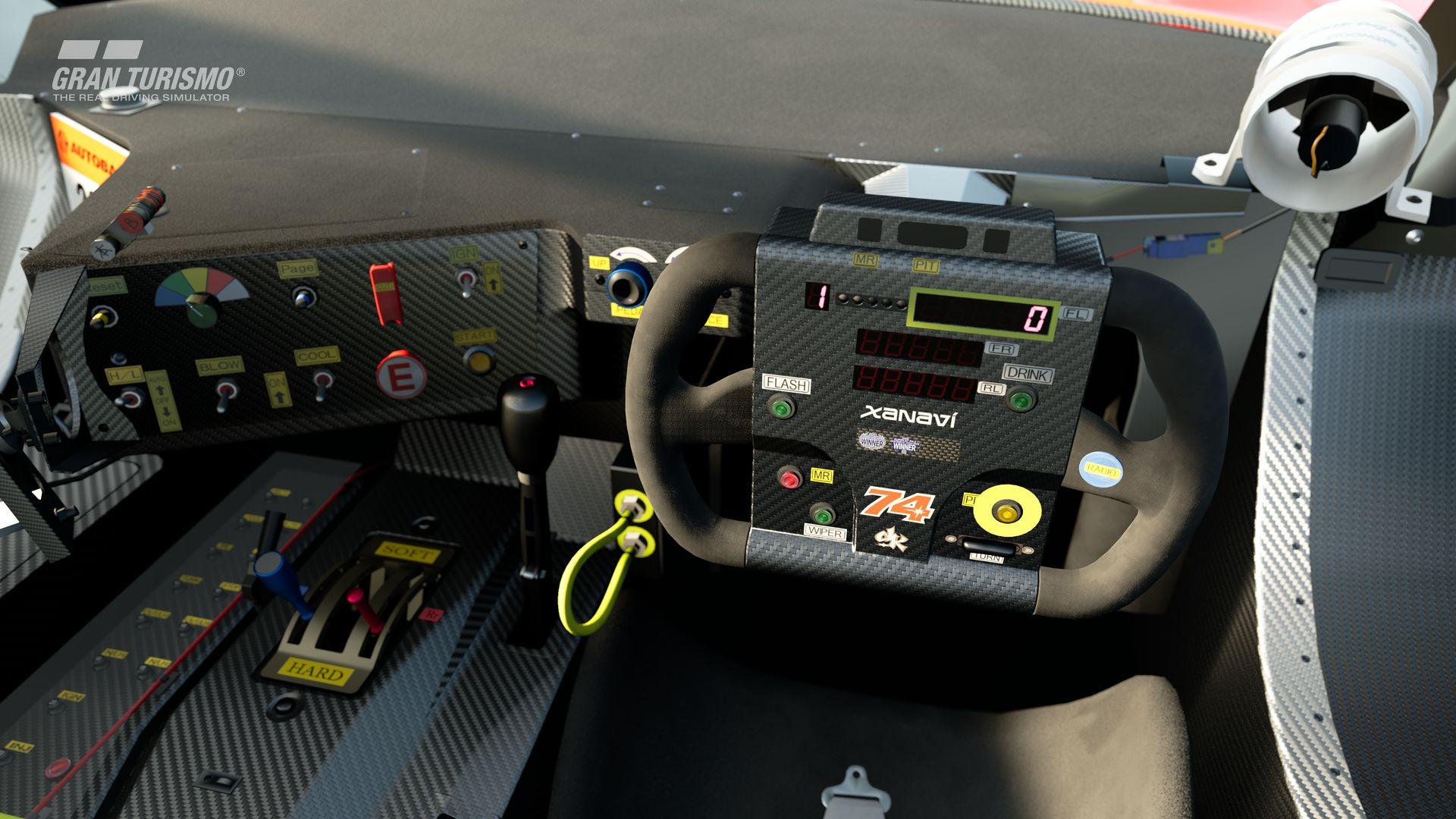 Gran Turismo Sport November Update Nissan XANAVI NISMO GT-R '08 (Gr.2) 4