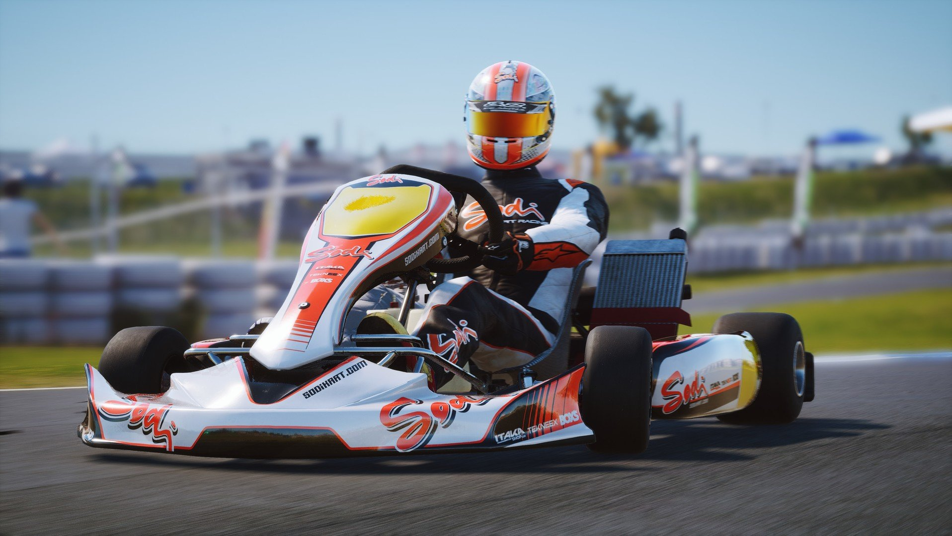 KartKraft Early Access Release 8